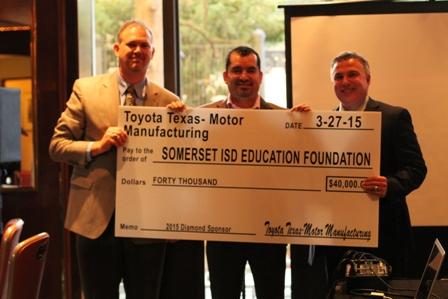 Toyota donation 1